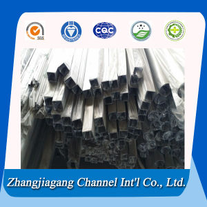 Hot Sale Factory Produced Aluminium Square Tubing pictures & photos