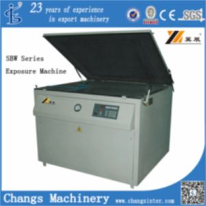 SBW -1400 Exposure Machine for Screen Printing Machine pictures & photos