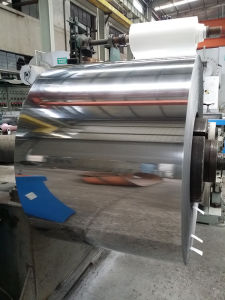 Ba Finish Cold Rolled Stainless Steel Strip (410) pictures & photos