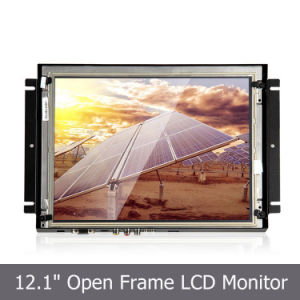 "12"" Open Frame LCD Monitor for Gaming/POS/Medical Display pictures & photos"