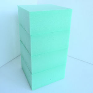Fuda Extruded Polystyrene (XPS) Foam Board B2 Grade 500kpa Green 50mm Thick