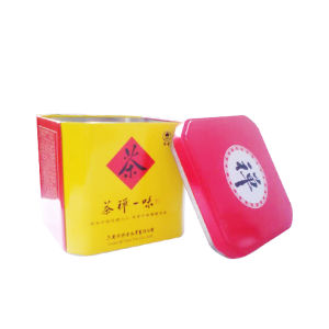 95X95X95mm-Octagonal Shaped Tea Tin Box with Airtight Lid pictures & photos