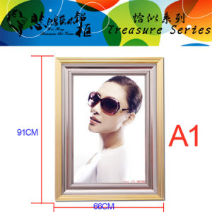 Exhibition Aluminum Art Frame Poster Frame pictures & photos