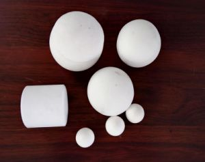 High Alumina 92% 95% Alumina Grinding Cylinder for Coatings Industry pictures & photos