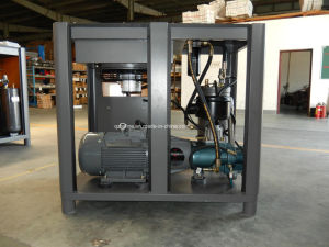 22kw/30HP 126CFM/8bar Direct Drive Screw Air Compressor (22SCF-8) pictures & photos