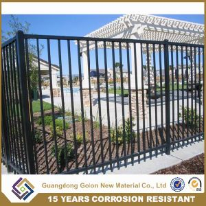 Wholesale Wrought Iron Fencing, Steel Fence Panel pictures & photos