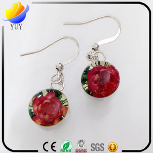 Creative Handmade Embossed Earrings pictures & photos