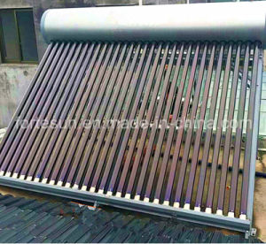 Vauum Tube Solar Thermal Vacuum Tube Water Heater pictures & photos