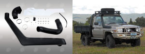 4X4 off-Road Car Snorkel for 71, 73, 75, 78, 79 Series Wide Front Landcruiser pictures & photos