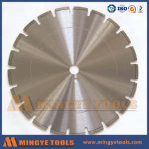 Laser Welding Diamond Cutting Saw Blade for Road pictures & photos