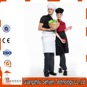Factory Production Custom Logo Cooking Cotton Chef Uniform pictures & photos