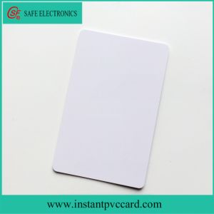 Direct Printing Inkjet Printable Blank PVC Card pictures & photos