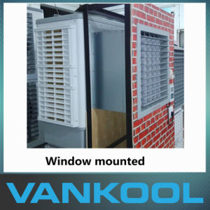 Window Type Low Consumption Evaporative Air Cooler with High Power pictures & photos