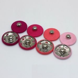 Fabric Press Stud Buttons, Free Samples pictures & photos