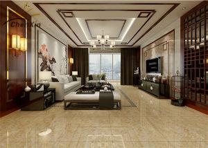 Guest Room Indoor Ceramic Tile Abrasion Resistance 800X800 Polished Porcelain Tiles