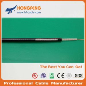 Rg316 High Voltage Thin Coaxial Cable pictures & photos