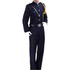 Wholesale Cheap Cotton Design Security Guard Uniforms pictures & photos