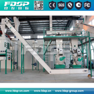Hot Selling 5-6tph Wood Pellet Making Line pictures & photos