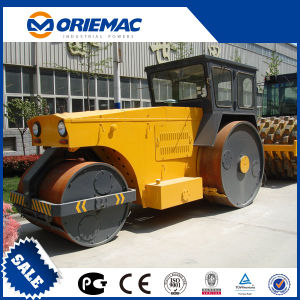 15 Ton Three Wheel Static Road Roller 3y152j pictures & photos