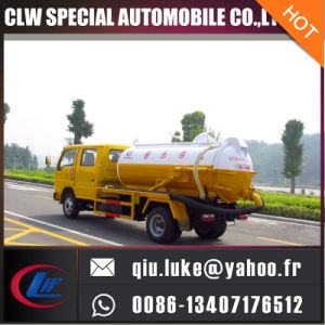 New Procuct Sewage Suction Sucking Truck 6X4 Sinotruk Vacuum Sewage Suction Tanker Truck for Sale pictures & photos