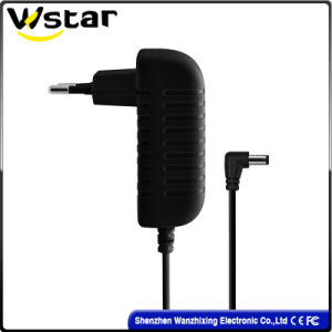 Wholesale 12V 2A Power Adapter with EU Plug pictures & photos