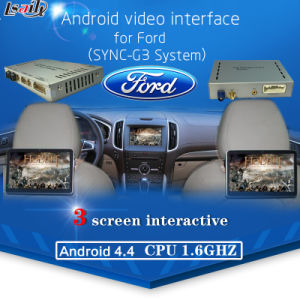 Car Android Navigation System for Ford (SYNC-G3 All series) Upgra pictures & photos