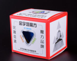 Interesting Third-Order Rubik′s Cube Toy pictures & photos