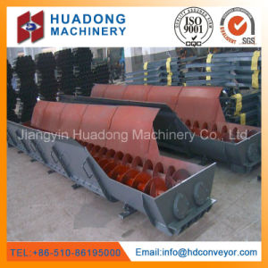 Inclined Screw Conveyor for Bulk Material Handling System pictures & photos