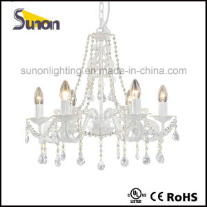 American Style Simple Design Classical Crystal Chandelier pictures & photos