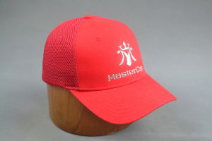 Cotton Mesh Back Stretch Fitted Baseball Cap pictures & photos
