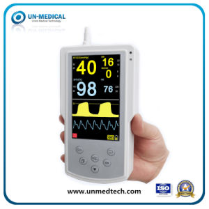 Health Care Handheld Etco2 Monitor for Patient Monitoring pictures & photos