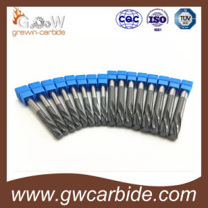 Tungsten Carbide Combination Straight Flutes Special Reamer Process pictures & photos