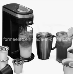 K-Cup Ifill Cup Coffee Brewer Single Cup Coffee Maker pictures & photos
