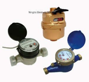 2′′ Brass Multi Jet Dry Type Water Meter pictures & photos