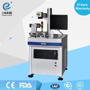 20W China Factory Fiber Laser Marking Machine Ss Depth Metal Aluminum PP Plastic Ce FDA pictures & photos