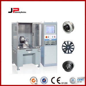 Self Drive Dynamic Balancing Machine for Centrifugal Fan or Outer Rotor Fan pictures & photos