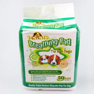 Waterproof Basic Dog Diapers Disposable Pads for Pet Sleep pictures & photos
