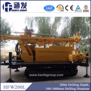 Hfw200L Water Well Digging Machines pictures & photos