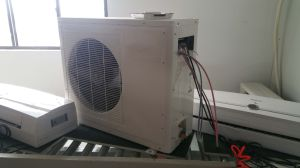 off-Grid Split DC 100% Solar Energy Power Air Conditioner pictures & photos
