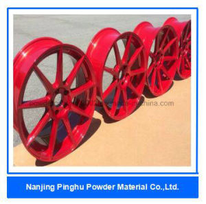 Red High Quality Thermoset Powder Coatings pictures & photos