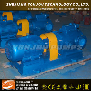 Yonjou Heat Preservation Pump, Triplex Screw Pump pictures & photos