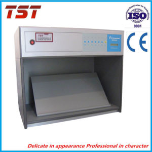 Automatic Color Assessment Cabinet for Textile / Fabric Test pictures & photos