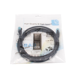 UTP/FTP Cat5e Patch Cord (0.5m~100m) pictures & photos
