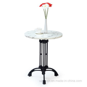 Elegant Artificial Marble Restaurant Dining Table (SP-RT593) pictures & photos