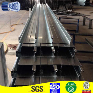 Z100-Z275 Galvanized Steel Corrugated Decking Floor Plate and Sheets in China pictures & photos