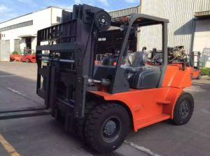 China Top One Dual Fuel 5t -7t LPG Forklift pictures & photos