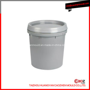 Plastic Injection/Sealing Bucket Molding for Putting Grease and Water