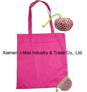 Foldable Shopper Bag, Fruits Dragon Fruit Style, Reusable, Lightweight, Grocery Bags and Handy, Gifts, Promotion, Tote Bag, Decoration & Accessories pictures & photos
