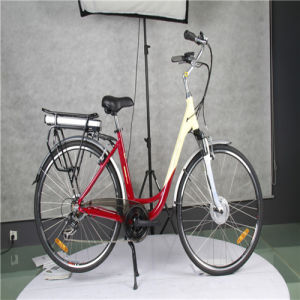 Electric City Bike of National Standard pictures & photos