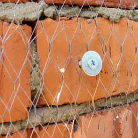 Stucco Wire Mesh / Plaster Wire Mesh pictures & photos